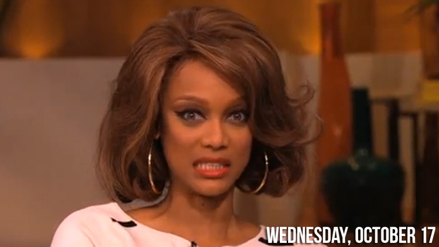 Tyra Banks Wants Babies Right Now Before Her Eggs Are Parboiled