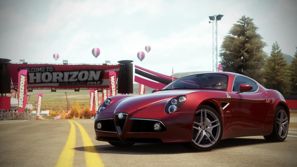 <i>Forza Horizon</i> Will Have Downloadable Cars Right From The Start