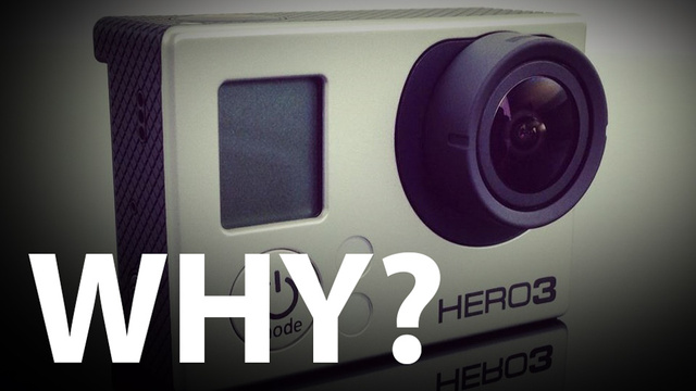 The GoPro Hero3's 4K Resolution Is Wonderfully Useless