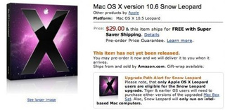 The Real Cost of Upgrading to Mac OS X Snow Leopard