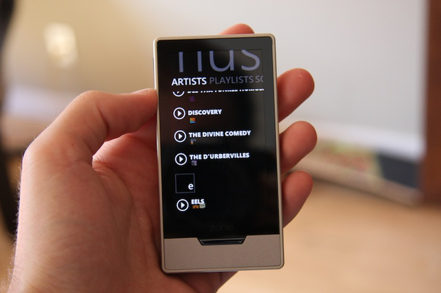 Zune HD Review: The PMP, Evolved