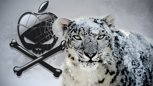 Mac OSX Snow Leopard 10.6.7-Cool Release