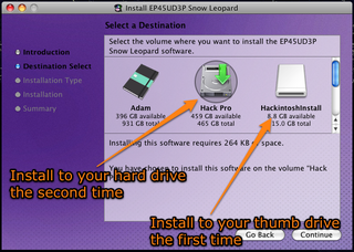 Install Snow Leopard on Your Hackintosh PC, No Hacking Required