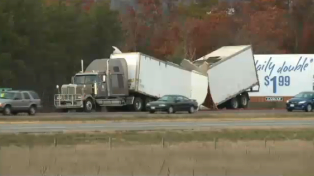 Click here to read Another Truck Spills Millions Of Cranberries Across Wisconsin Highway