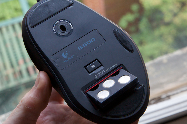 Logitech G500 Gaming Mouse Review: It'll Get You Killed