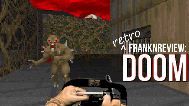 Six Reviewers Travel From The Past To Shoot Their Way Through Doom