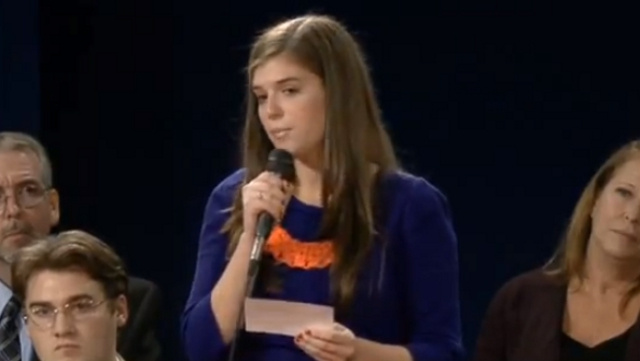 Teacher Who Asked Debate Question That Prompted Now-Infamous 'Binders Full of Women' Quote Is Still Undecided