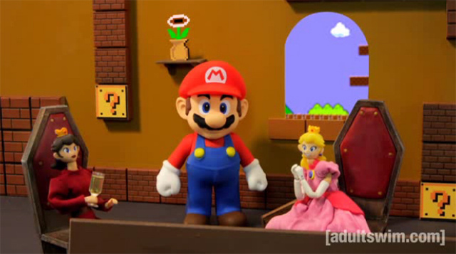 Turns Out Princess Peach's Parents Are Kinda Racist