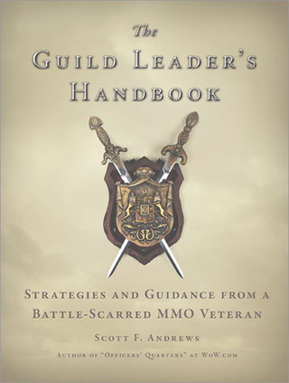 How To Be A World Of Warcraft Guild Leader, Now In Convenient Book Form