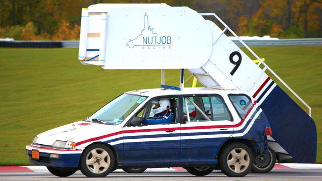 'You're Gonna Get Hop Ons' The Story Of The Ultimate Arrested Development Race Car
