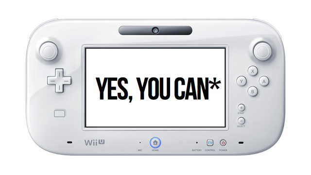 You Can Voice-Chat On the Wii U While Gaming, But There's a Catch [UPDATE 2]