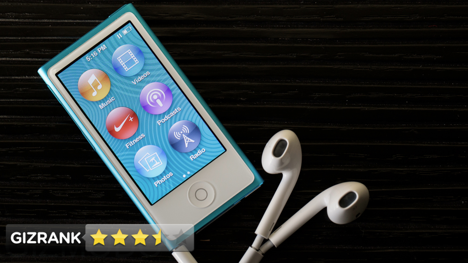 Click here to read iPod Nano Review: The Best MP3 Player Ever, For Whatever That's Worth