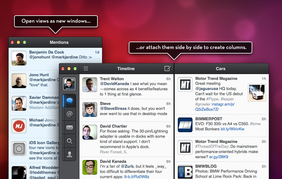 TweetBot For Mac: How Can A Twitter Client Possibly Be Worth $20?