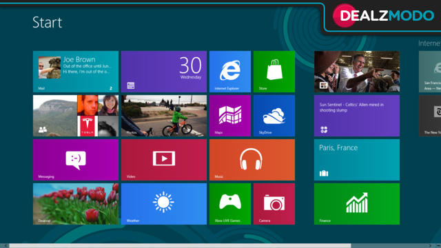 Windows 8 Pro Is Your Preorder-The-Future-Of-Computing Deal of the Day [Dealzmodo]