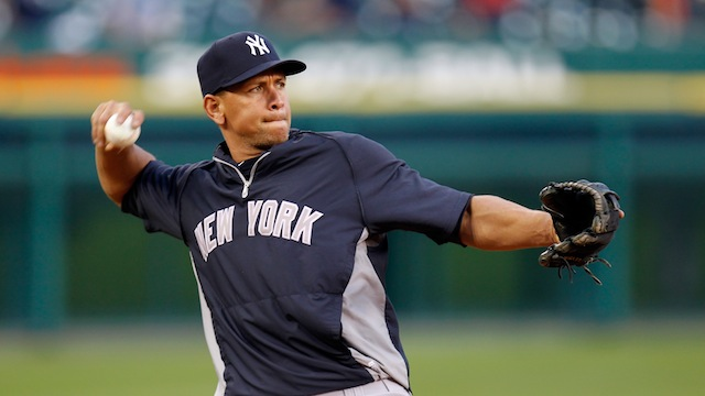 A Speculative Column About A-Rod Being Traded Contains The Dumb…