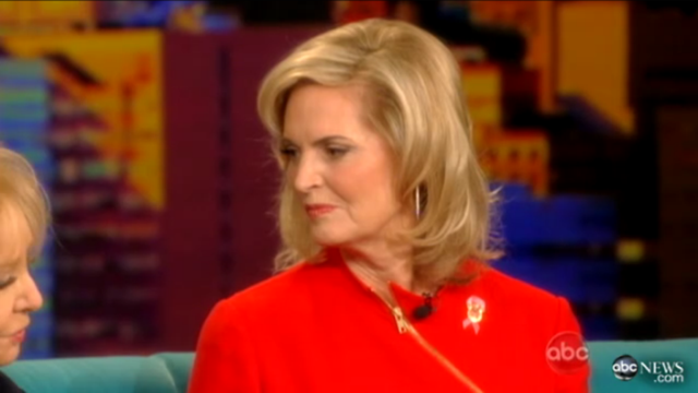 Fox News Mad that The View Was Totally Mean to Ann Romney