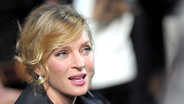 What Should We Re-Name Uma Thurman's Baby?
