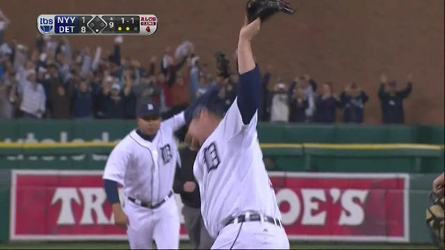 The Detroit Tigers Are World Series-Bound After A Dominant Swee…
