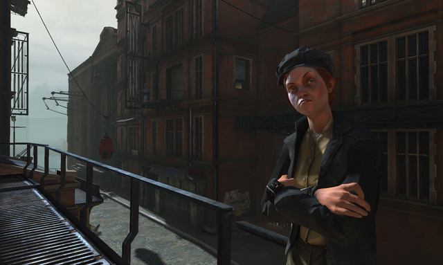 Dishonored's Art Director Talks Inspiration, Cut Levels