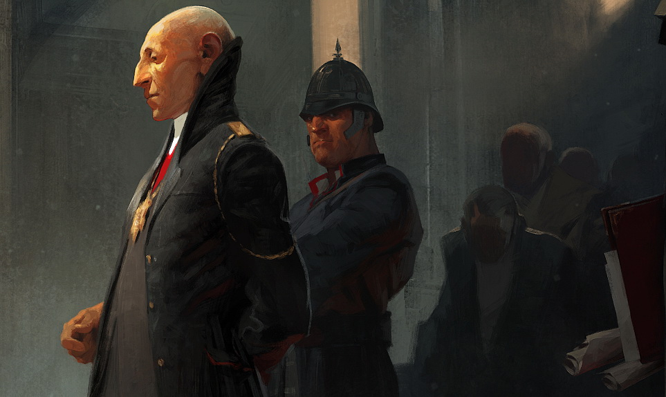 Its The Regent Painting Done By Artist Sergey Kolesov Who Is One Of Most Talented Painter Illustrators Worldwide In My Opinion