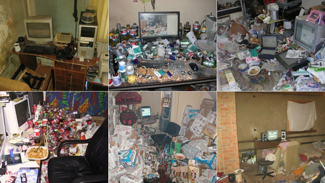These Disgustingly Gross Home Offices Will Make You Vomit