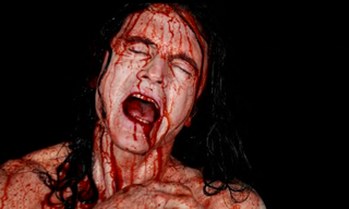 The Room's Tommy Wiseau explains his new, bloody cult movie