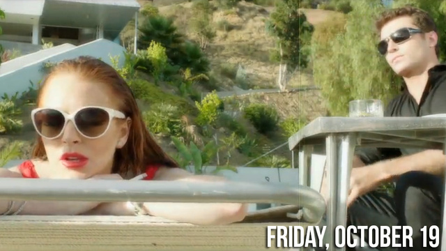 Shocker: Lindsay Lohan Forgets to Show Up for Work on The Canyons