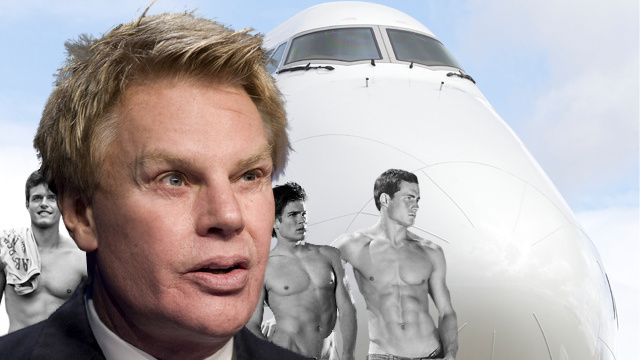 Abercrombie's Creepy C.E.O. Has Very Specific Preferences About the Underwear Worn on His Private Jet