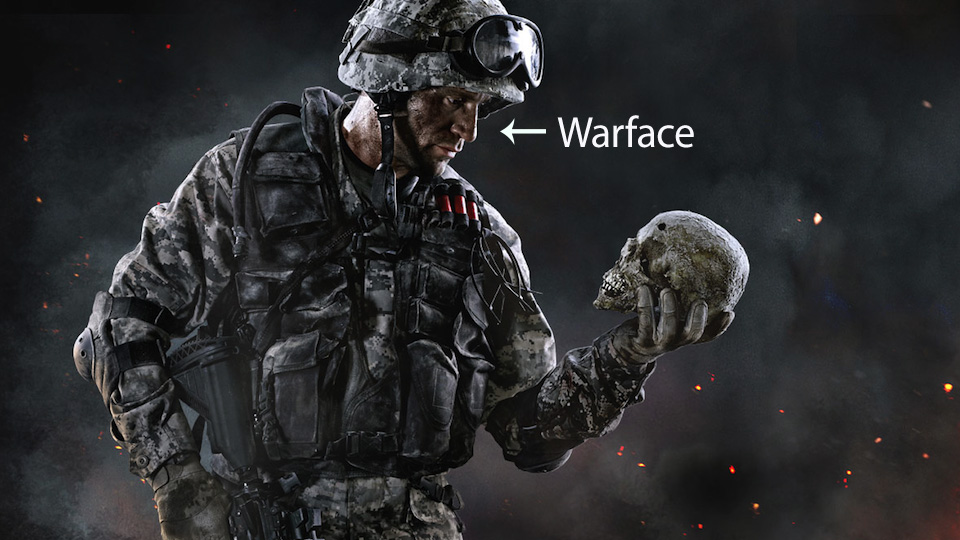 Click here to read If You Want To Be Taken Seriously, Don't Call Your Game <em>Warface</em>