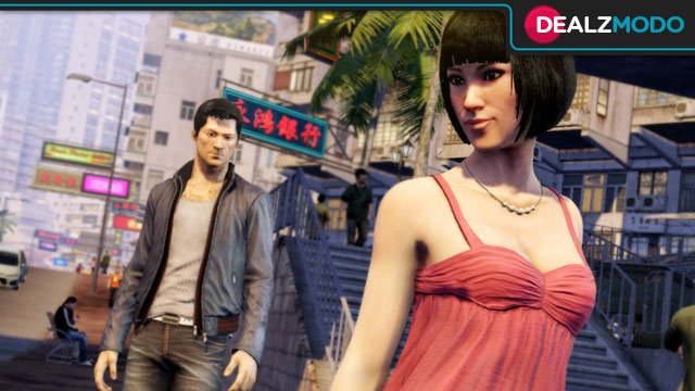 Sleeping Dogs Is Your There-Goes-Your-Weekend Deal of the Day