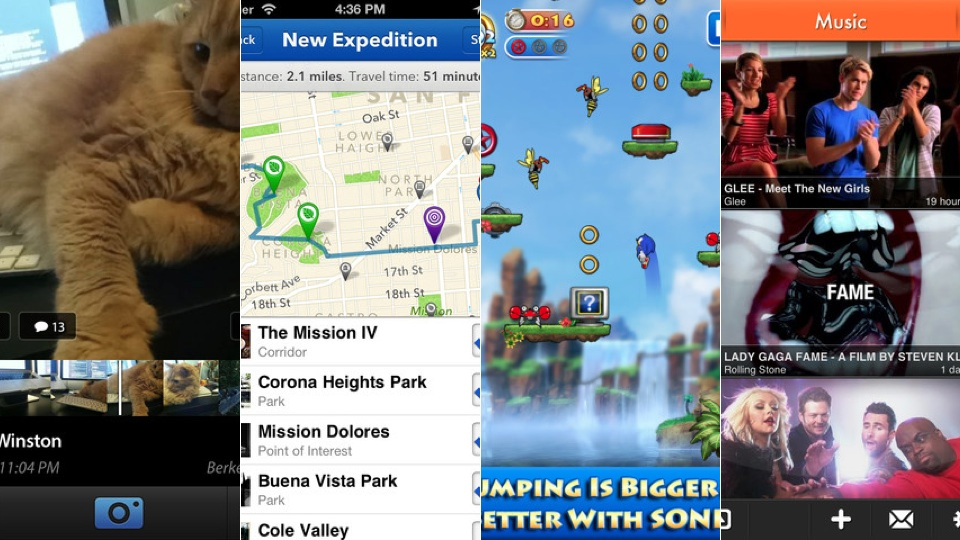 New iPhone Apps: Vodio, Carmageddon And More
