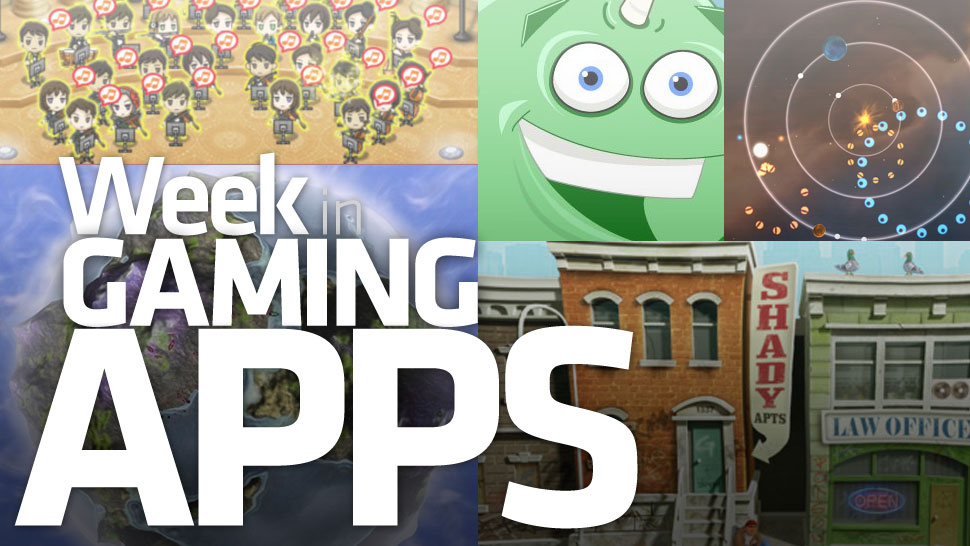 There's Just Too Much Beauty in The Week in Gaming Apps