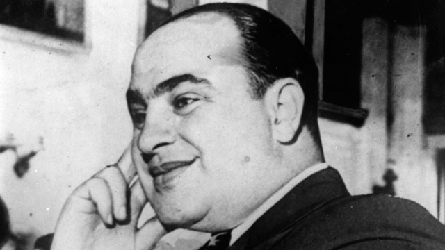 Al Capone Once Got A Motorcade Escort Into The Northwestern-Nebraska Game