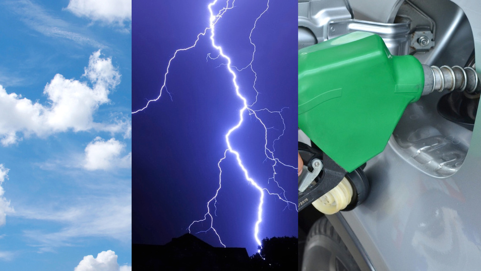 Can This British Company Actually Make Gasoline Out Of Air And Electricity?