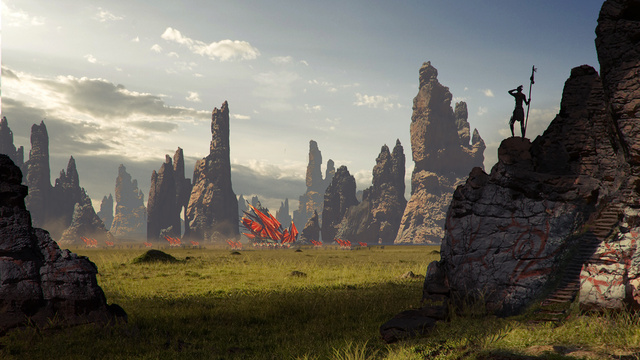 This Dragon Age III Concept Art Is Straight-Up Stunning