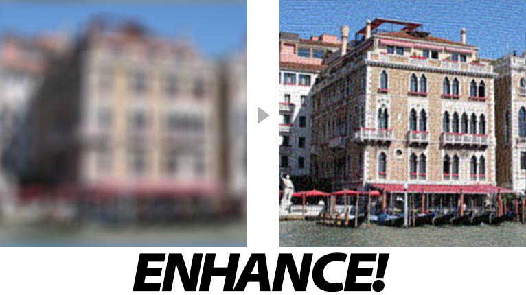 "Click here to read Incredible CSI-Like ""Enhance!"" App Fixes Your Unfocused Photos"