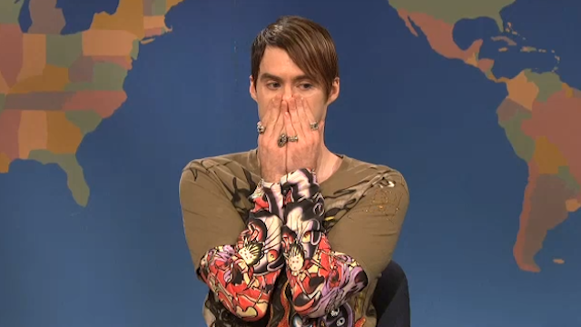 You'll Never Guess What S.N.L.'s Stefon Is Doing for Halloween