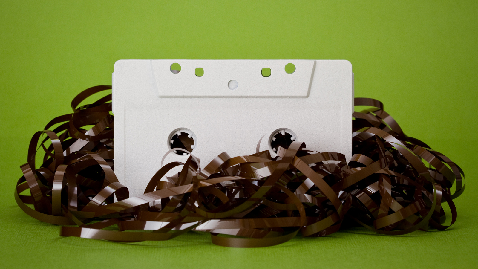 Click here to read The Future of Data Storage Is... Cassette Tape?