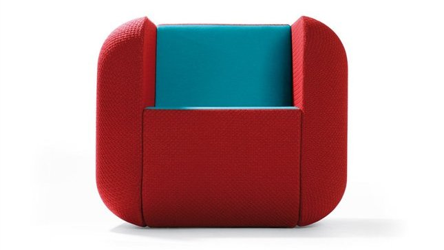 The armchair inspired by smartphone icons gizmodo australia Furniture app