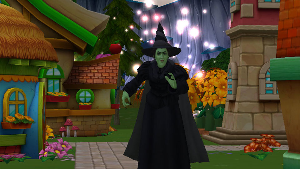 play wizard of oz games