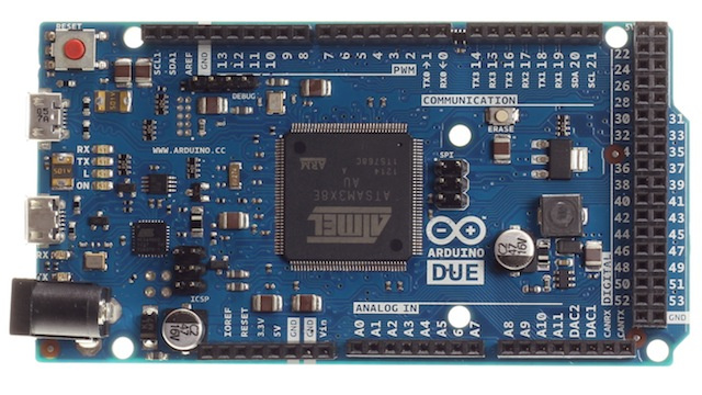 The Arduino Due Is a Powerful Microcontroller for Your DIY Electronics Projects