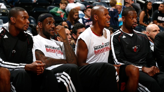 The Miami Heat Are Fully Embracing The Positional Revolution