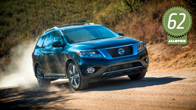 2013 Nissan Pathfinder: The Jalopnik Review