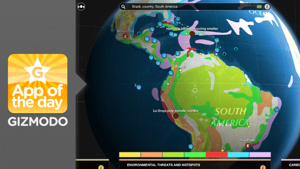 Click here to read Atlas by Collins: A Thorough, Evolving Digital Global Map