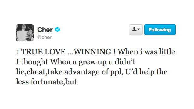 Okay, It's Time Someone Explained Twitter to Cher