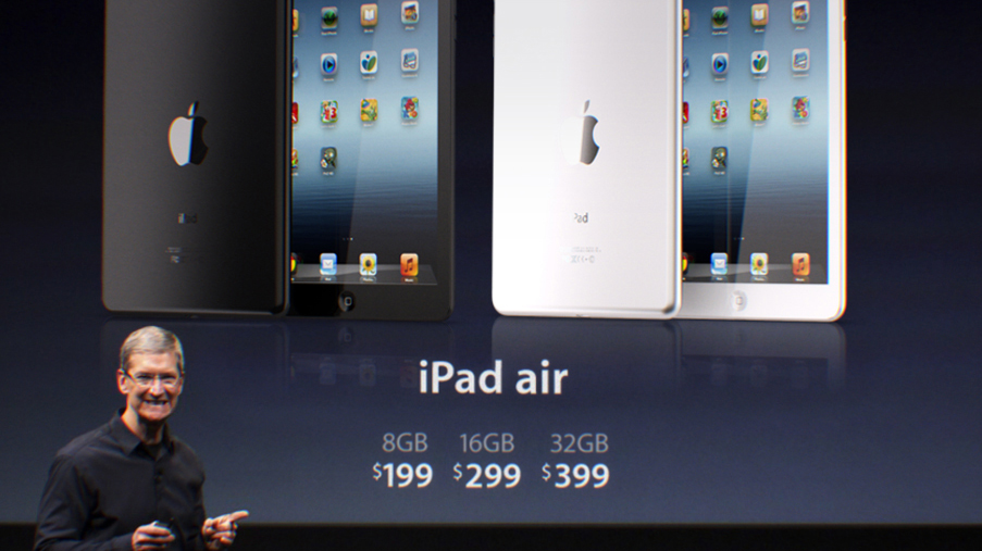 Click here to read iPad Air or iPad Mini, That Is the Question