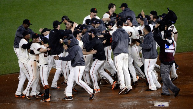 The San Francisco Giants Are Going To The World Series
