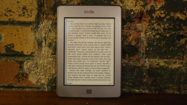 Click here to read Amazon Discontinuing the Kindle Touch