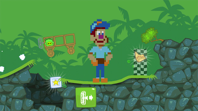 This Week's iPhone Charts: Can Felix Fix the Bad Piggies?