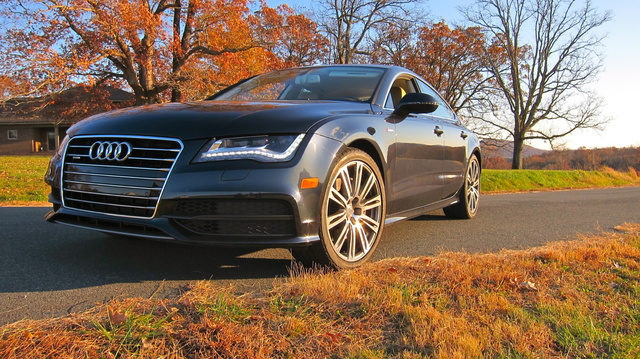 2012 Audi A7: The Jalopnik Review